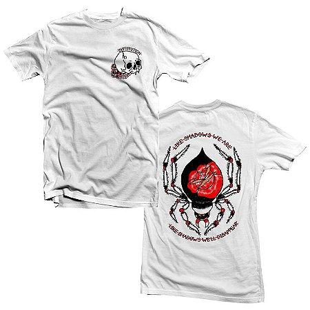 """Institution """"Atlantis"""" Camiseta Branca"""