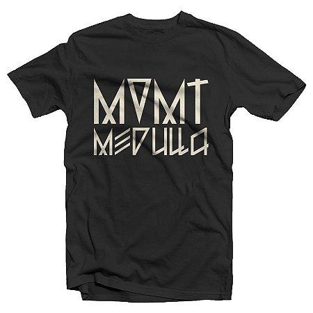 "Medulla ""MVMT"" Camiseta Preta"