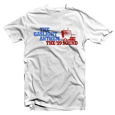 "The Gaslight Anthem ""The '59 Sound"" Camiseta Branca"