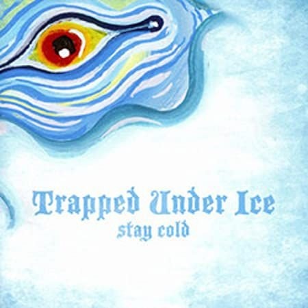 """Trapped Under Ice """"Stay Cold"""" CD Digifile Importado"""
