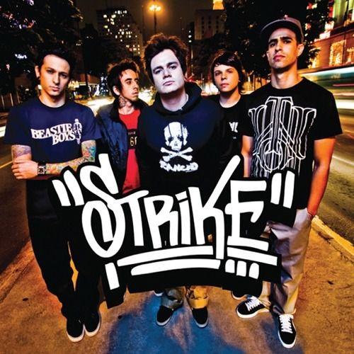 """Strike """"Hiperativo"""" CD"""