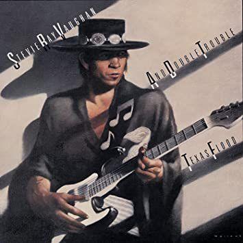 """Stevie Ray """"Vaughan Texas Flood"""" CD"""