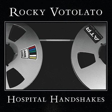 """Rocky Votolato """"Hospital Handshakes"""" CD Digipack Importado"""