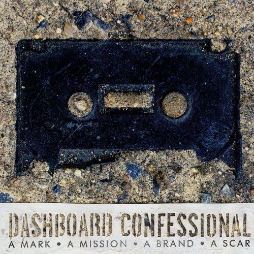 "Dashboard Confessional ""A Mark A Mission A Brand A Scar"" CD"
