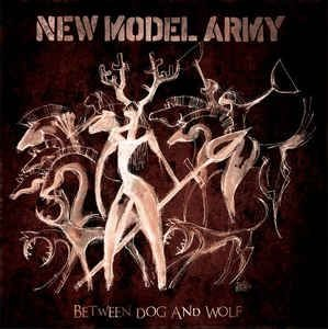 "New Model Army ""Between Dog and Wolf"" CD"