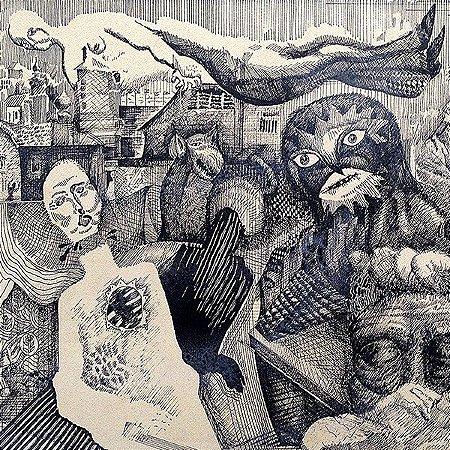 "MewithoutYou ""Pale Horse"" CD Importado"