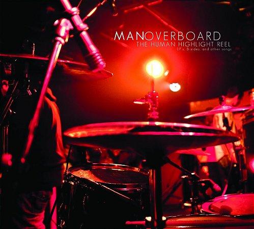 "Man Overboard ""The Human Highlight Reel"" CD Importado"