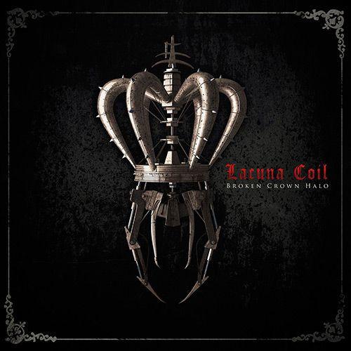 """Lacuna Coil """"Broken Crown Halo"""" CD"""