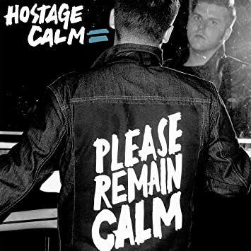 """Hostage Calm """"Please Remain Calm"""" CD Digipack Importado"""