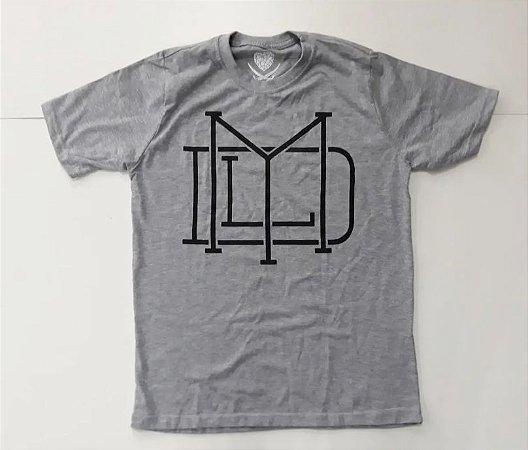 Medulla - Logo - Camiseta Cinza