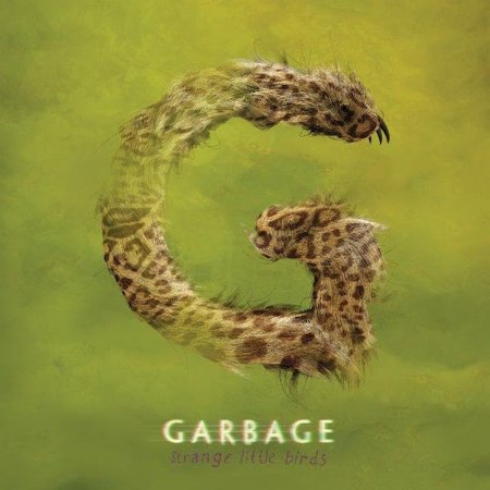 "Garbage ""Strange Little Birds"" CD"