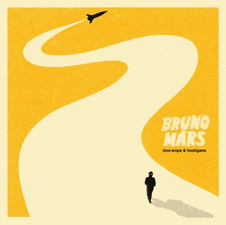"Bruno Mars ""Doo-wops & Hooligans"" CD"
