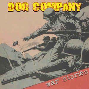"Dog Company ""War Stories"" Vinil 10"""