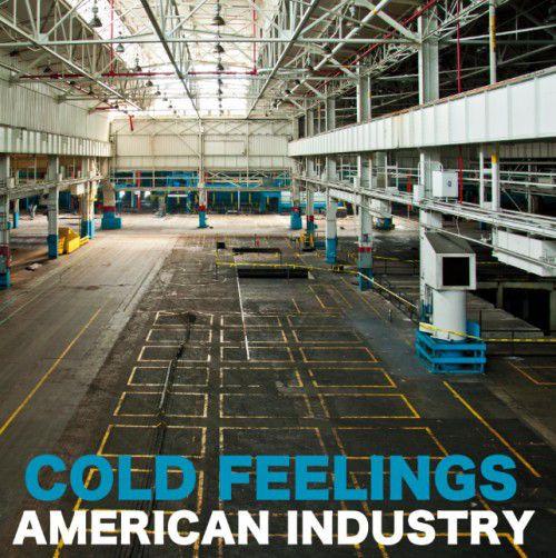 """Cold Feelings """"American Industry"""" Vinil 12"""""""