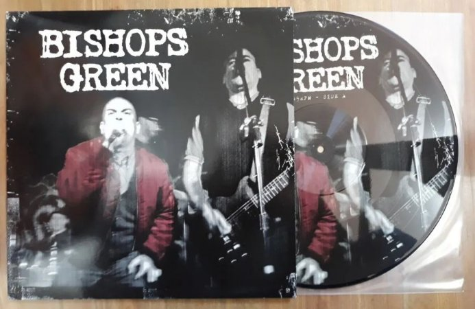 """Bishops Green """"S/T"""" Vinil 12"""" Picture"""