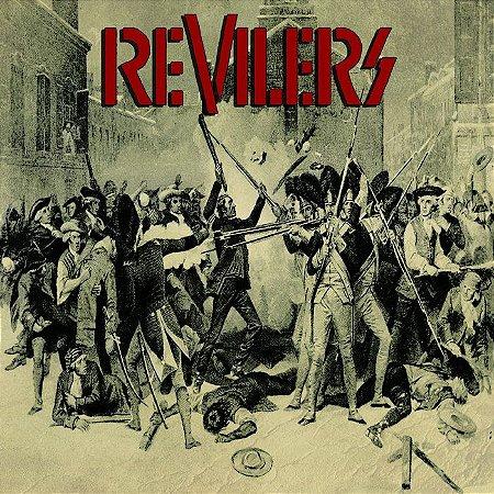 "Revilers ""S/T"" Vinil 12"""