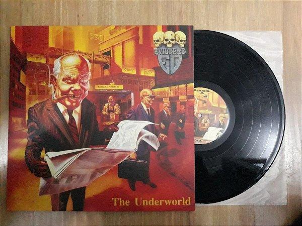 """Evildead """"The Underworld"""" Vinil 12"""" Preto"""