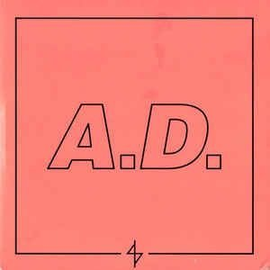 "Angel Dust ""A.D."" CD Digifile Importado"