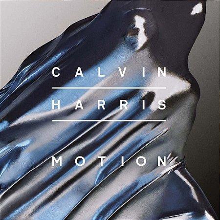 "Calvin Harris ""Motion"" CD"