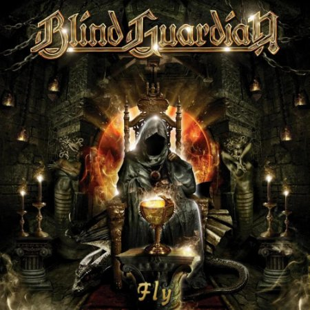 """Blind Guardian """"Fly"""" CD"""