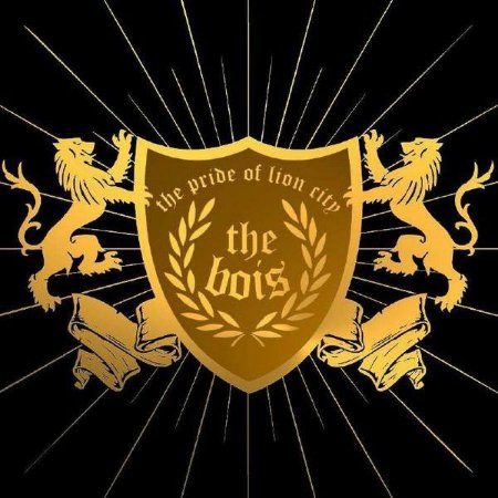 """The Bois """"The Pride Of Lion City"""" CD Digipack"""
