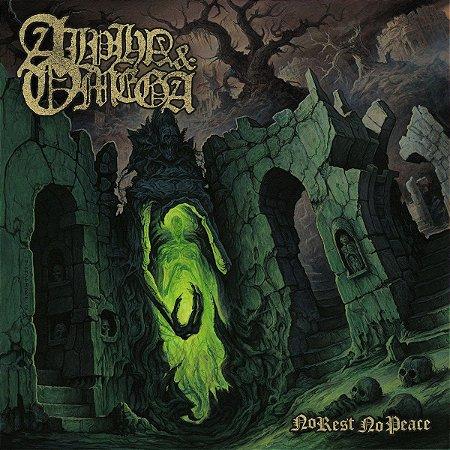 "Alpha & Omega ""No Rest No Peace"" CD Digifile"