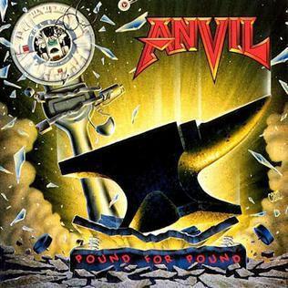 "Anvil ""Pound For Pound"" CD"
