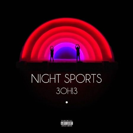 "3oh!3 ""Night Sports"" CD"