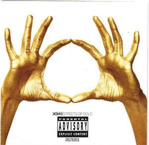 """3oh!3 """"Street of Gold"""" CD"""
