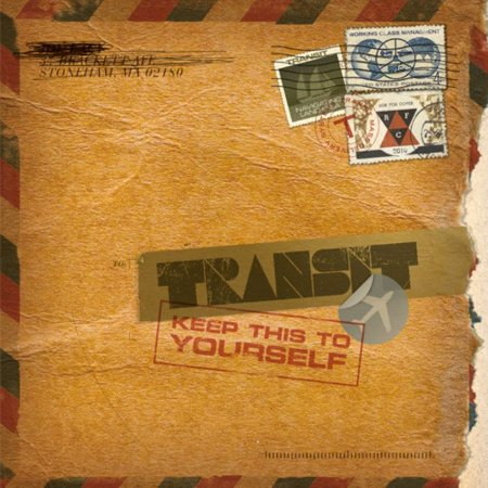 """Transit """"Keep This To Yourself"""" Vinil 12"""""""