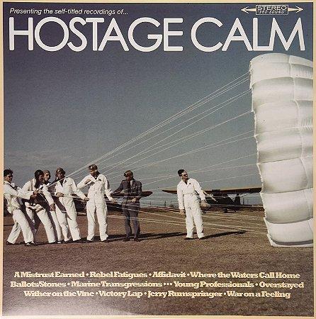 "Hostage Calm ""S/T"" Vinil 12"""