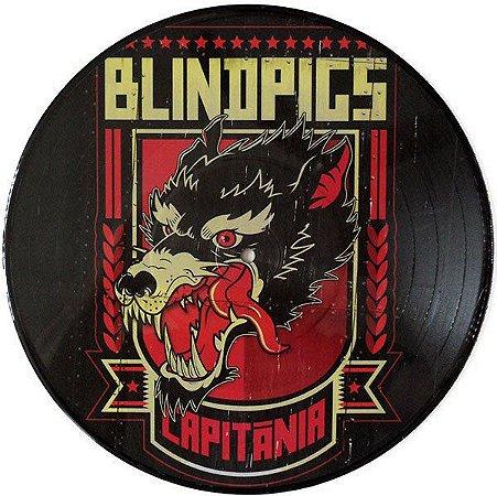 "Blind Pigs ""Capitânia"" Vinil 10"" Picture Disc"