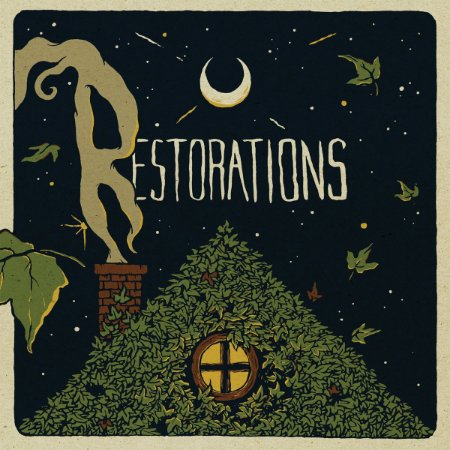 "Restorations ""LP2"" Vinil 12"""