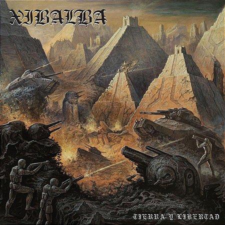 "Xibalba ""Tierra Y Libertad"" Vinil 12"""
