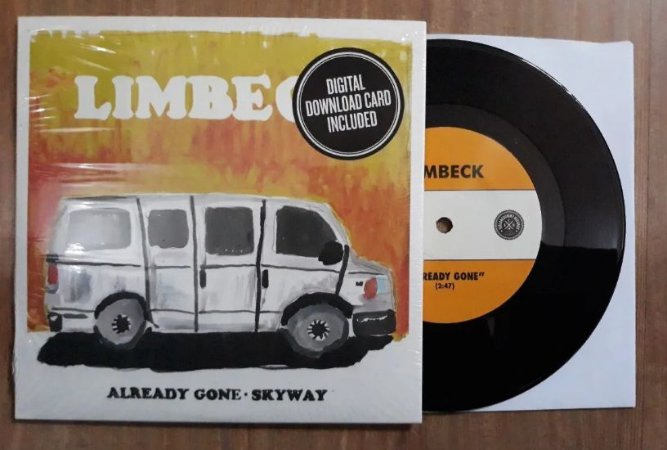 "Limbeck ""Already Gone/Skyway"" Vinil 7"""