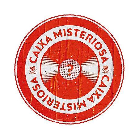 """Caixa Misteriosa: Discos de Vinil 7"""""""