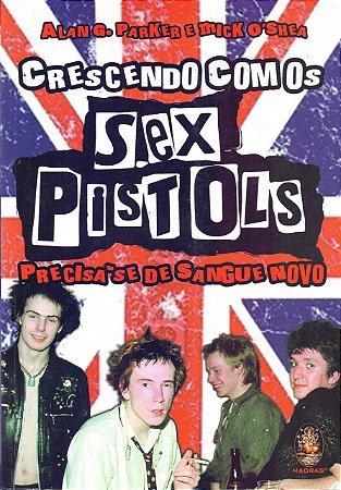 Crescendo Com Os Sex Pistols Livro