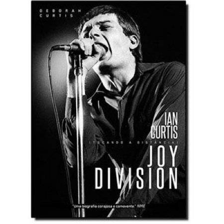 "Deborah Curtis ""Ian Curtis / Joy Division"" Livro"