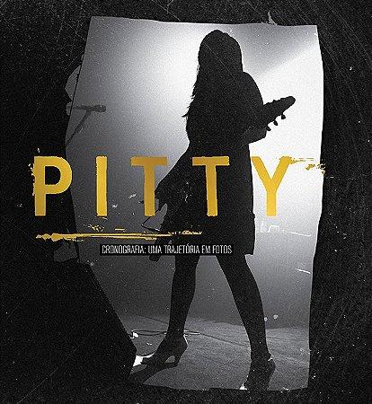 """Pitty """"Cronografia: Uma Trajetória Em Fotos"""" Livro"""