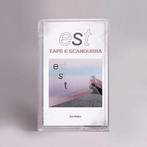 "Tape & Scandurra ""Est"" Cassete"