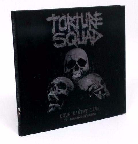 """Torture Squad """"Coup D'etat Live"""" CD Digifile"""