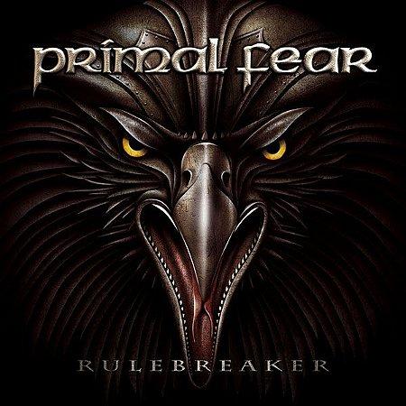 "Primal Fear ""Rulebreaker"" CD"
