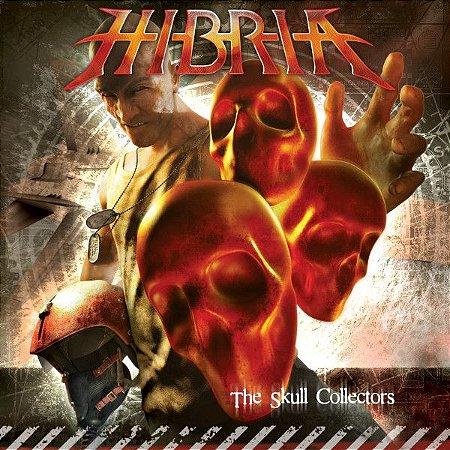 """Hibria """"The Skull Collectors"""" CD"""