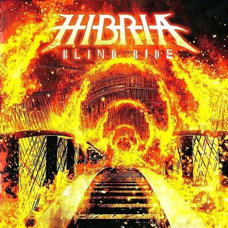 """Hibria """"Blind Ride"""" CD"""