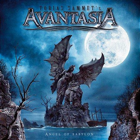 """Avantasia """"Angel of Babylon"""" CD"""