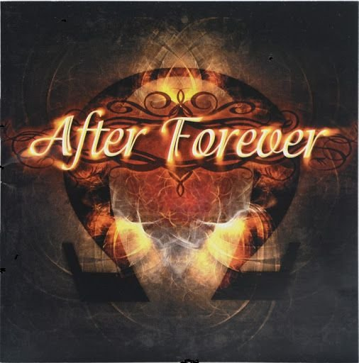 """After Forever """"S/T"""" CD"""