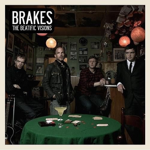 """Brakes """"The Beatific Visions"""" CD"""