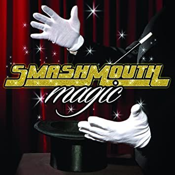 "Smashing Mouth ""Magic"" CD"