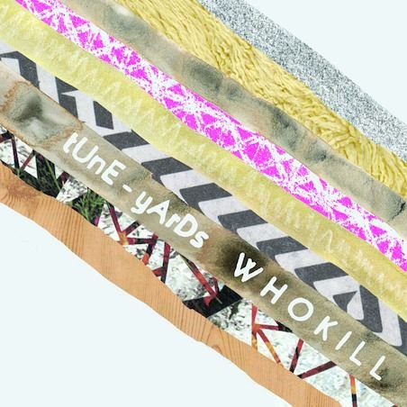 "Tune Yards ""Whokill"" CD Digifile"