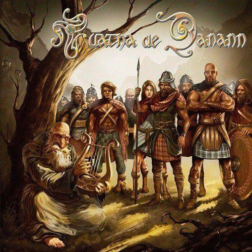 "Tuatha de Danann ""ST"" CD Digipack"
